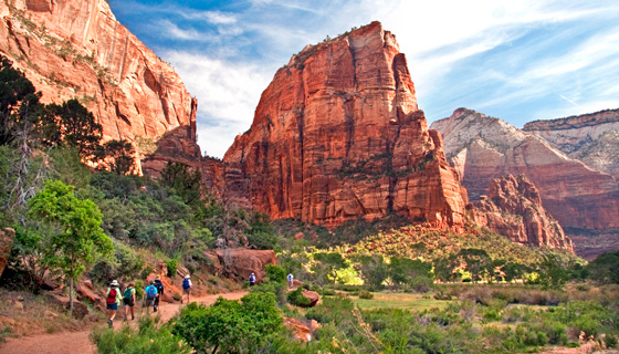 Bryce & Zion Walking & Hiking Tour